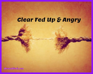 Clear Fed Up & Angry Mediation Clearing