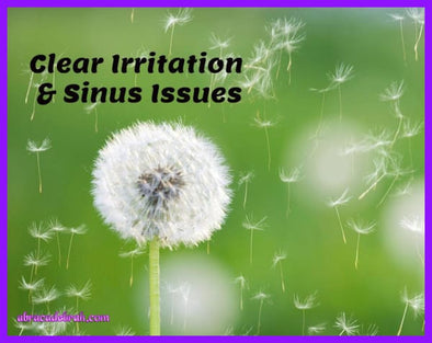Clear Irritation Sinus Issues Mediation Clearing
