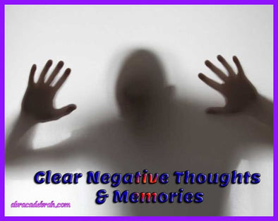 Clear Negative Thoughts & Memories Download Now Mediation Clearing