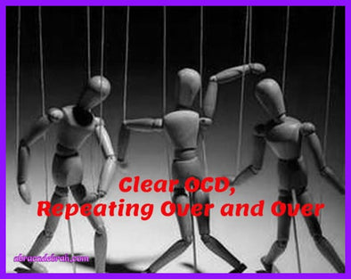 Clear Ocd Repeating Over And Mediation Clearing