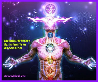 Enbrightment-Spiritualism-Ascension Mediation Clearing