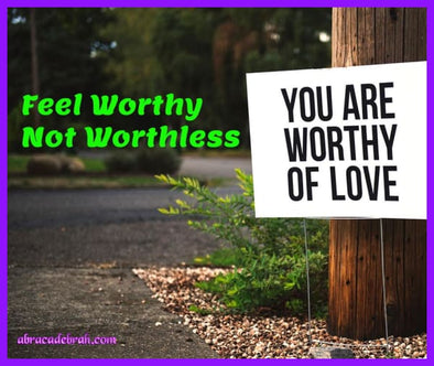 Feel Worthy Not Worthless Download Now Mediation Clearing