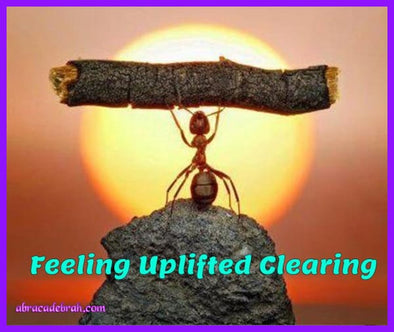 Feeling Uplifted Clearing Mediation