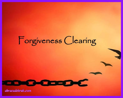 Forgiveness Clearing Mediation