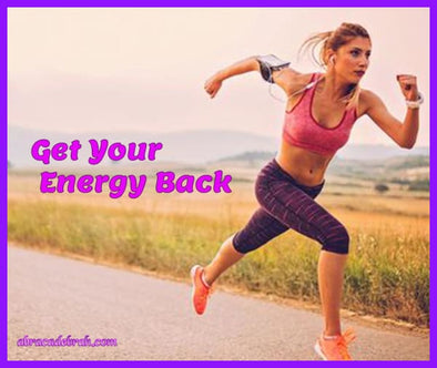 Get Your Energy Back Download Now Mediation Clearing
