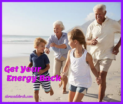 Get Your Energy Back Mediation Clearing