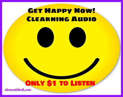 Happy Now- Dont Miss This Great Special! Mediation Clearing