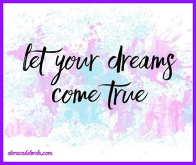 Having All Your Dreams Come True Mediation Clearing