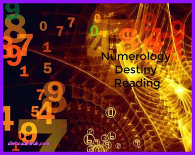 Numerology Destiny Reading Live