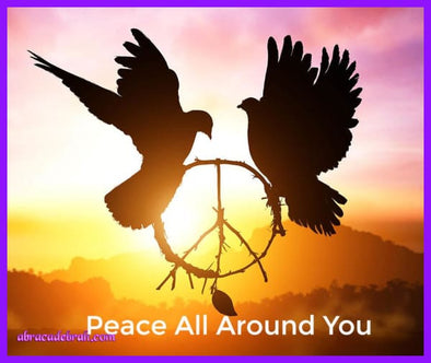 Peace All Around You Mediation Clearing