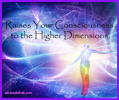 Raises Your Consciousness To The Higher Dimensions Mediation Clearing