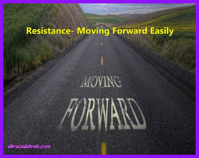Resistance- Moving Forward Easily Mediation Clearing