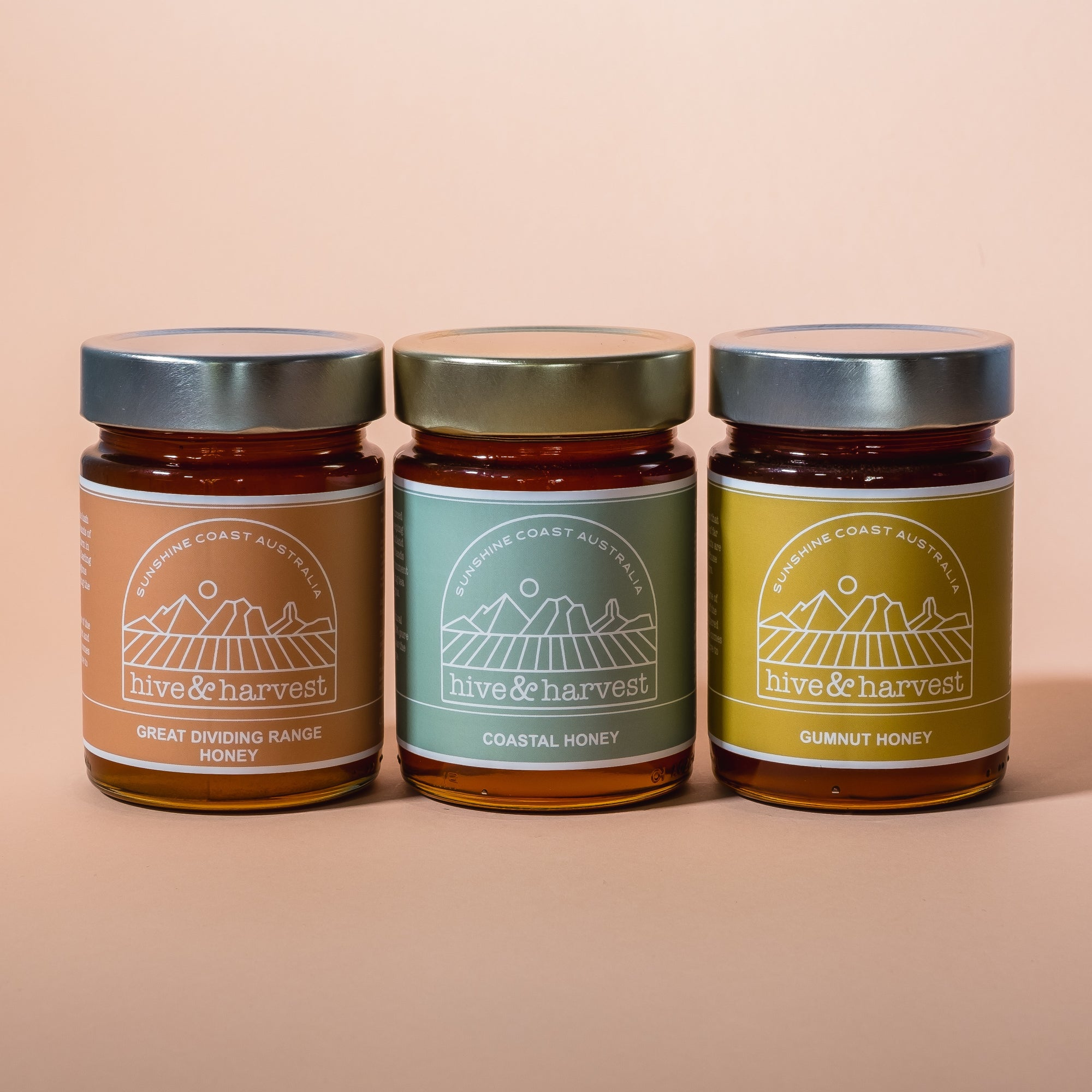 Taste of Australia Bundle (Box of 3 Jars)