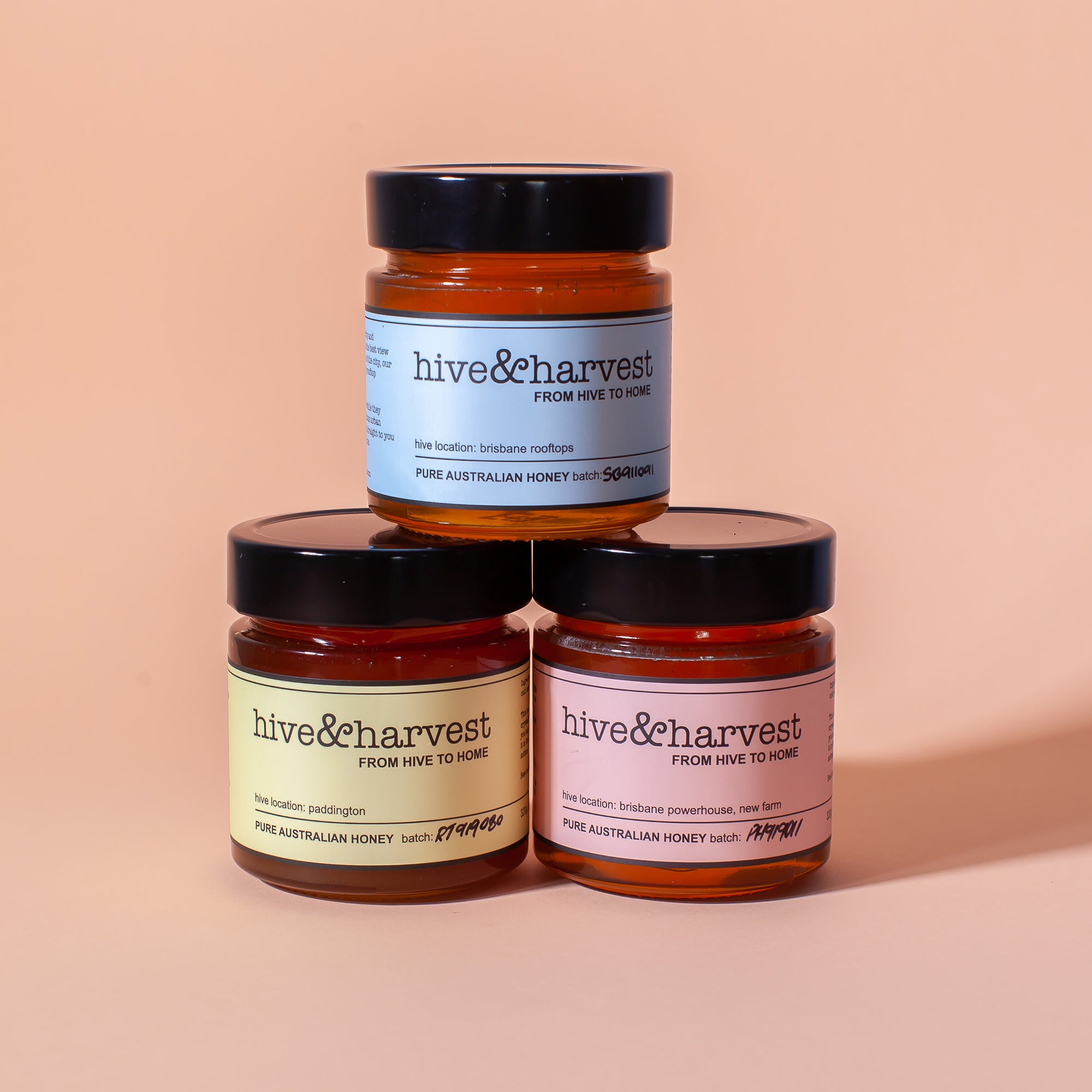 Best of Brisbane Bundle (Pack of 3 Jars)