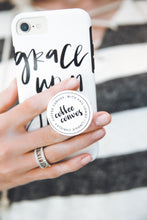 Coffee Convos PopSocket