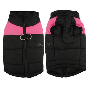 Waterproof Pet Dog Vest Jacket