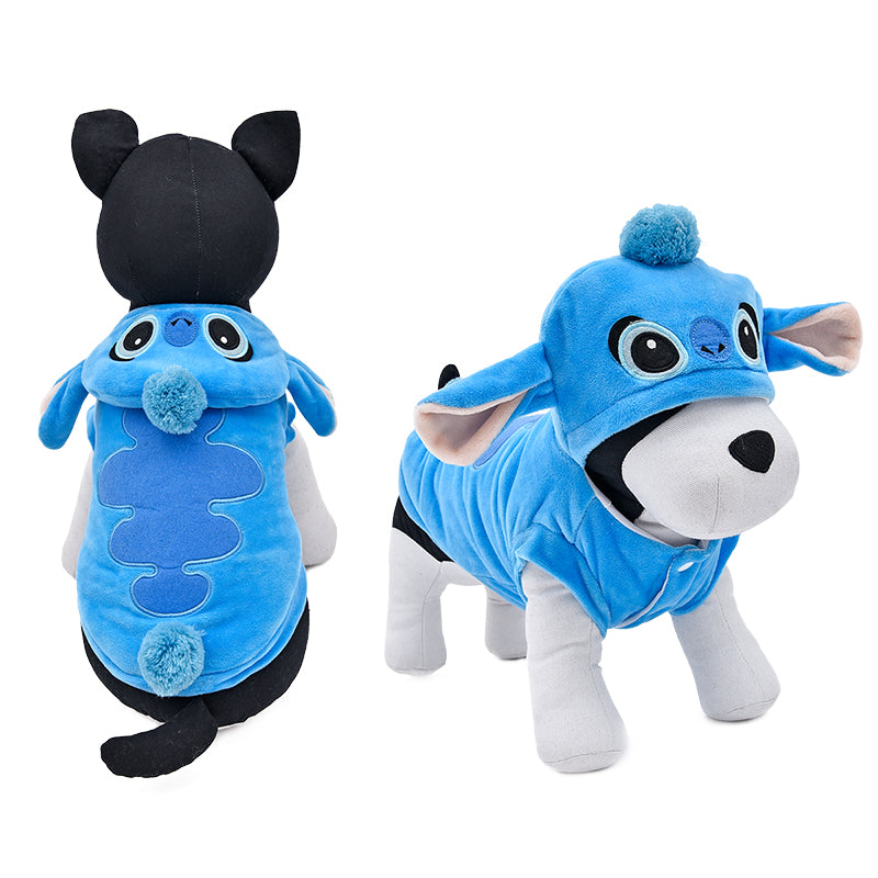 Dog/ Cat Winter Stitch Soft Wool Fabric Fleeces