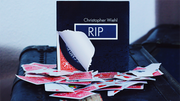RIP with DVD and Gimmick by Christopher Wiehl