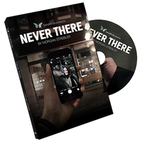 Never There by Morgan Strebler