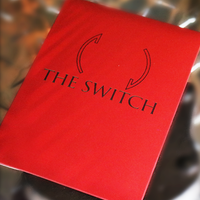 The Switch (Gimmicks & online instructions) by Shin Lim