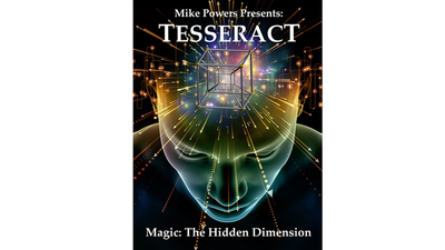 TESSERACT by Mike Powers