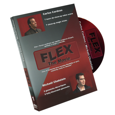 Flex by Mickael Chatelain and Carlos Cardoso - DVD(PAL)