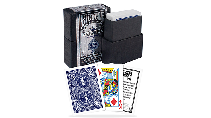 Cards Bicycle Prestige (Blue) USPCC