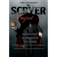 The Scryer Project (2 DVD Set) by Andrew Gerard, Richard Webster and Paul Romhany - DVD