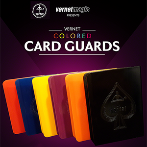 Vernet Card Guard Set (6 colors) - Trick