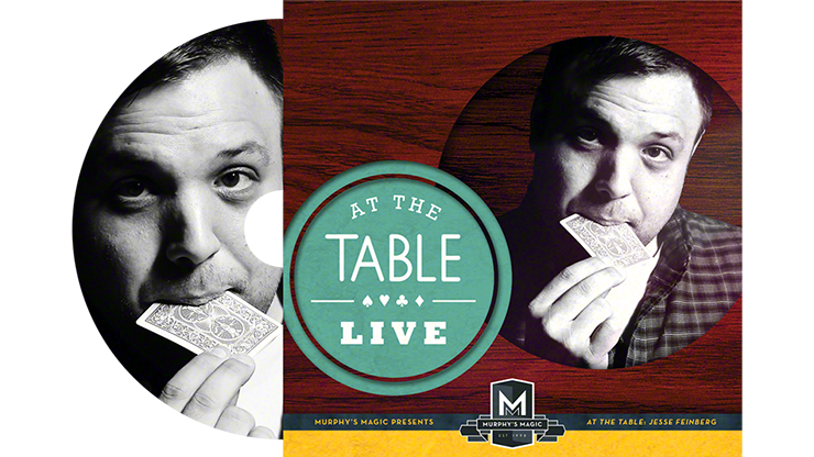 At the Table Live Lecture Jesse Feinberg - DVD
