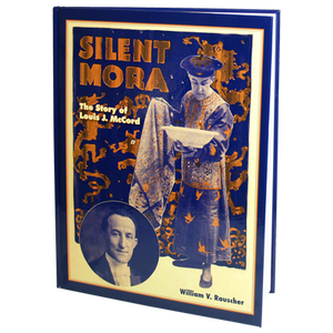 Silent Mora by William Rauscher - Book