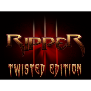 Ripper (Twisted Edition) DVD & Gimmicks by Matthew Wright - Trick