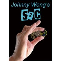 Johnny Wong's S2C (Eisenhower Dollar) with DVD - Trick