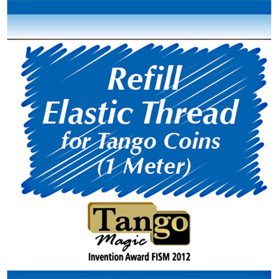 Refill Elastic Thread for Tango Coins (1 Meter) (A0032) - Trick