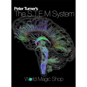 Peter Turner's The S.T.E.M.System (2 DVD set includes special guest Anthony Jacquin) Limited Edition - DVD