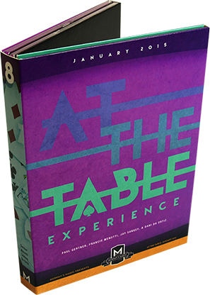 At the Table Live Lecture January 2015(season 8) (4 DVD set) - DVD