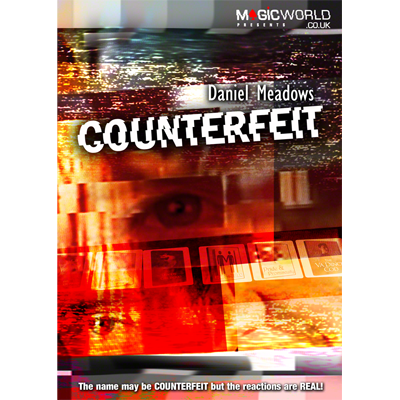 Counterfeit by Magic World - Trick
