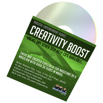 Creativity Boost (Empowerment Series) by Brian Watson - Trick