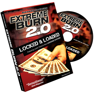 Extreme Burn 2.0: Locked & Loaded by Richard Sanders - DVD