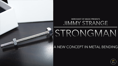 Strong Man by Jimmy Strange and Merchant of Magic - Trick