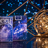 Bicycle Constellation Series (Capricorn) Limited Edition Playing Cards