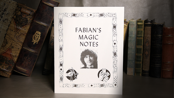 Fabian's Magic Notes - Book