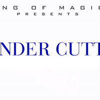 Wonder Cutter by King of Magic - Trick