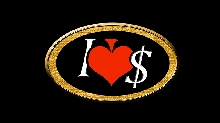 I LOVE MONEY by Hugo Valenzuela - Trick
