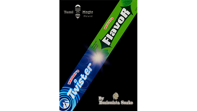 Tumi Magic presents Twister Flavor (Trident) by Snake - Trick