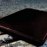 MUM Wallet (Brown) by Sven Lee - Trick