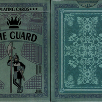 The Guard Slate Playing Cards