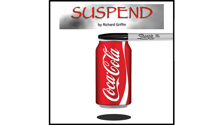 SUSPEND by Richard Griffin - Trick