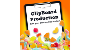 Clipboard Production by Magie Climax - Trick