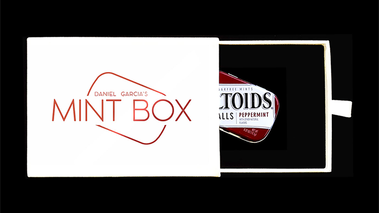 MINT BOX (Gimmick and Online Instructions) by Daniel Garcia - Trick